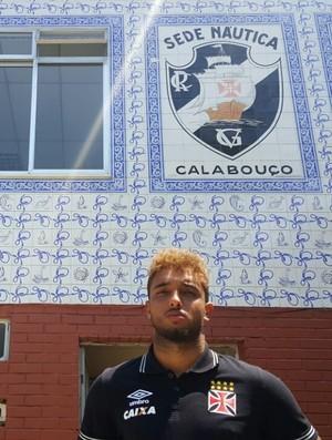 Hugo Borges Vasco (Foto: Felipe Schmidt)