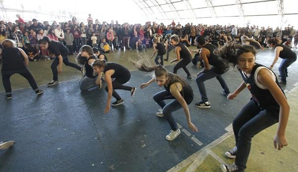 Império Grupo Street Extreme (Foto: Euricles Macedo/ RPC TV)