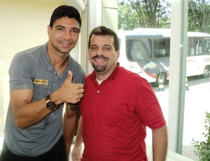 Renato e Paulo Rogério (Foto: Arquivo Pessoal)