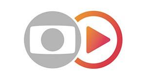 Assista aos seus programas favoritos onde e quando quiser pelo Globo Play! (Logo Globo Play)