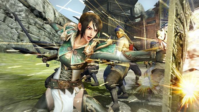 Dynasty Warriors 8 (Foto: Divulgação)