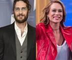 Gabriel Braga Nunes fará par com Mariana Ximenes em 'Se eu fechar os olhos agora'   TV Globo