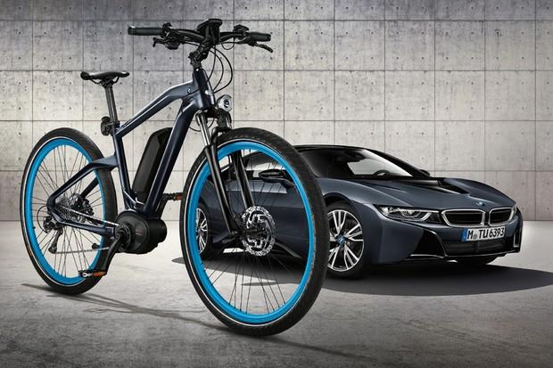 BMW Cruise e-Bike (Foto: Divulgação)