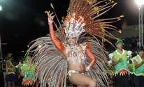 Veja as fotos do Carnaval em Prudente (Heloise Hamada/G1)