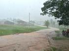 Frente fria traz chuva forte e ventania durante final de semana no Acre