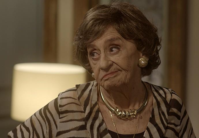Dona Sinhá (Foto: TV Globo)