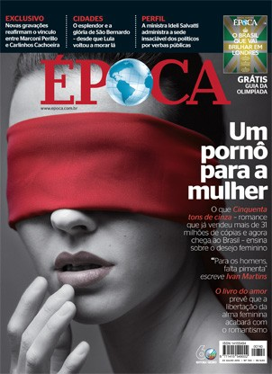 Capa da revista &#201;POCA - edi&#231;&#227;o 740 (Foto: reprodu&#231;&#227;o/revista &#201;POCA)