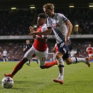 Harry Kane tottenham Arsenal (Foto: Reuters)