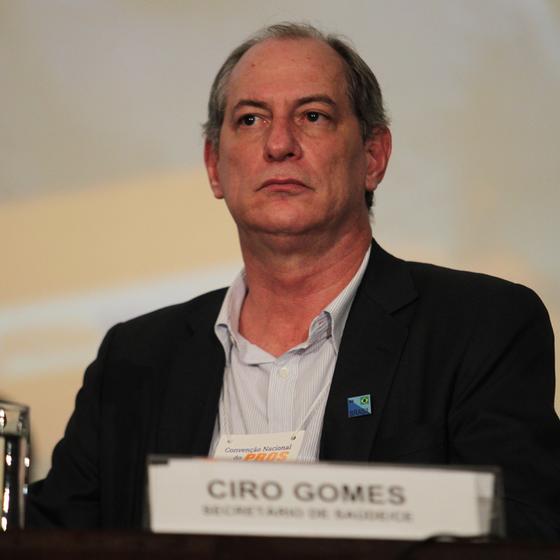 O ex-ministro Ciro Gomes   (Foto:   Ailton de Freitas/ Agência O Globo)