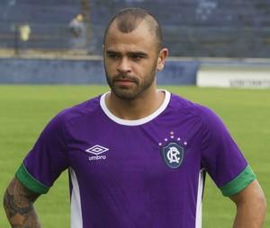 Allan Dias, meia do Remo (Foto: Oswaldo Forte/O Liberal)