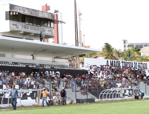 Estádio Presidente Vargas, do Treze (Foto: Magnus Menezes / Jornal da Paraíba)