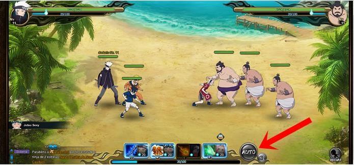 Dicas para jogar o MMORPG Naruto Online Naruto-online32