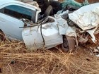 Jovem morre após carro capotar na TO-080 próximo a Divinópolis