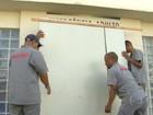 Hospital Getúlio Vargas fecha portas com tapumes no Rio
