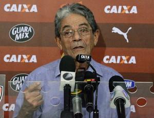 Raimundo Viana; presidente do Vitória (Foto: Francisco Galvão/EC Vitória/ Divulgação)