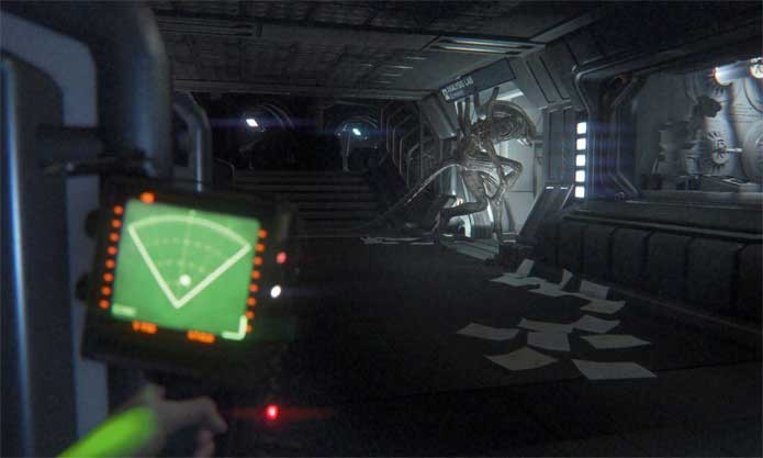 Alien Isolation na Xbox Live (Foto: Divulgação/Sega)