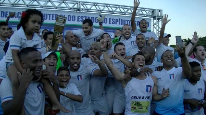 Espírito Santo FC (Foto: Richard Pinheiro/GloboEsporte.com)
