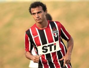 Alfredo é o novo reforço do Mecão (Foto: Miguel Schincariol/saopaulofc.net)