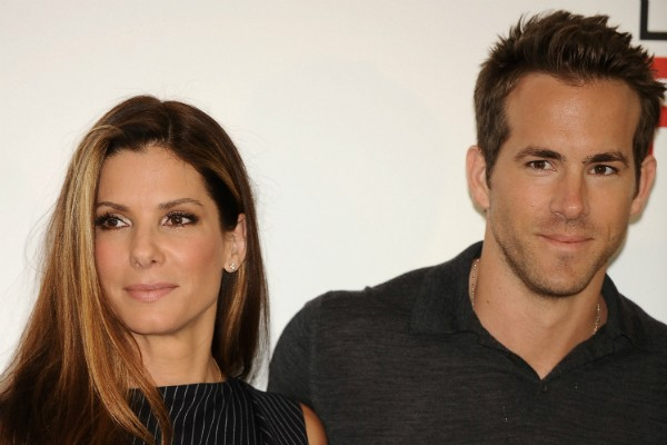 Sandra Bullock e Ryan Reynolds (Foto: Getty Images)