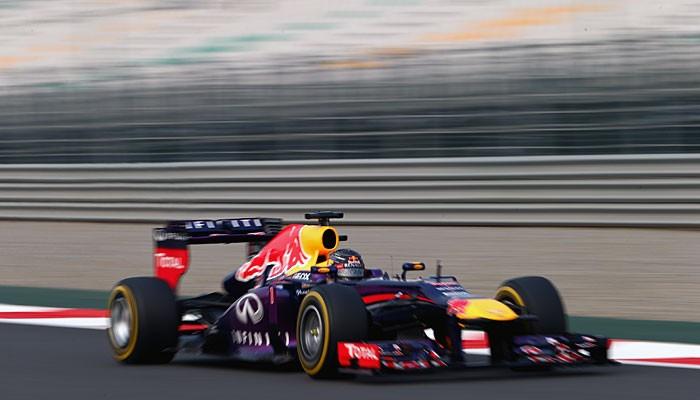 Sebastian Vettel pole GP da Índia