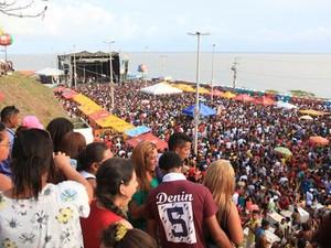 Lava-Pratos deve reunir 100 mil no fim de semana, em São José de Ribamar (MA) (Foto: Divulgação / PMSJR)