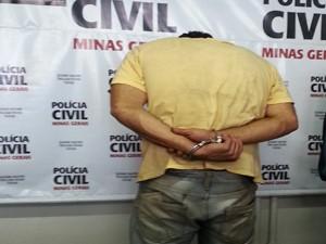 Homem matou e estuprou uma mulher de 50 anos (Foto: Anna Lúcia Silva/ G1)