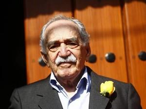 Gabriel Garcia Márquez (Foto: O Globo)