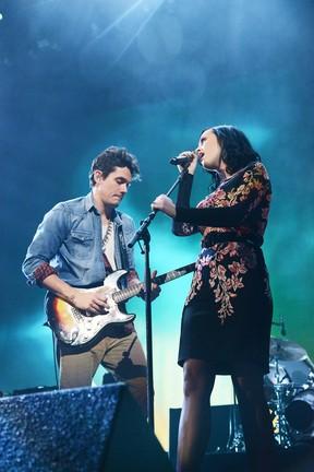 Katy Perry e John Mayer (Foto: Agência Getty Images)