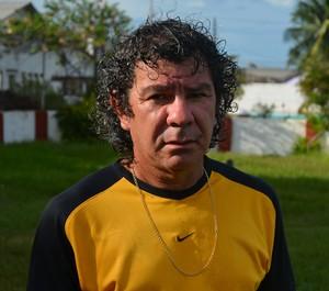 Afonso Alves, preparador físico (Foto: Duaine Rodrigues)