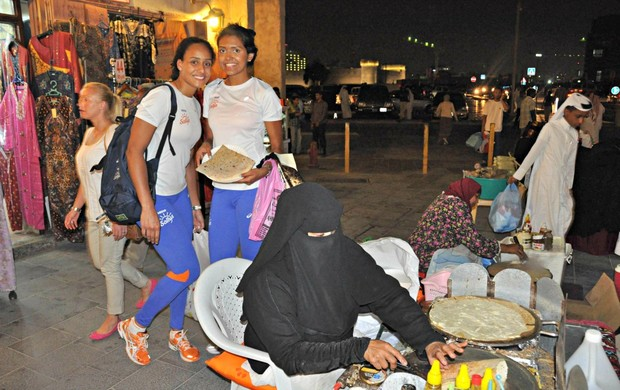 Samara Ivna vôlei Osasco Mundial Doha (Foto: Alessandra Ribeiro/Divulgação)