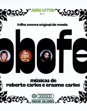 "Capa da trilha sonora de ""O Bofe"" Nacional"