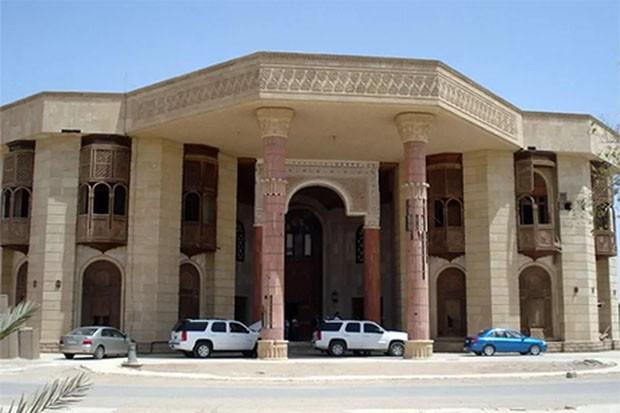 Palácio de Saddam Hussein é transformado em museu (Foto: Reprodução)