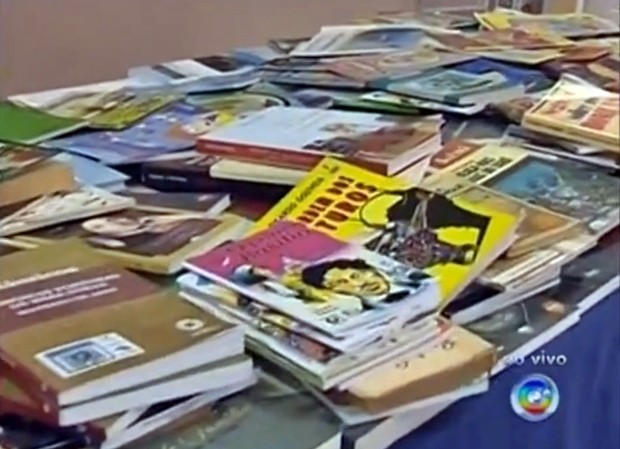 Programa já disponiliza diversos livros para amantes da leitura (Foto: Divulgação / Reprodução)