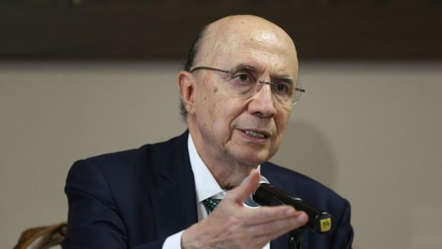 O ministro da Fazenda, Henrique Meirelles , fala sobre o ajuste fiscal no Congresso Nacional (Foto: Fabio Rodrigues Pozzebom/Agência Brasil)