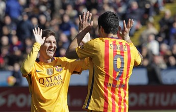 Barça confirma ausência de Messi até quarta por causa de problemas renais