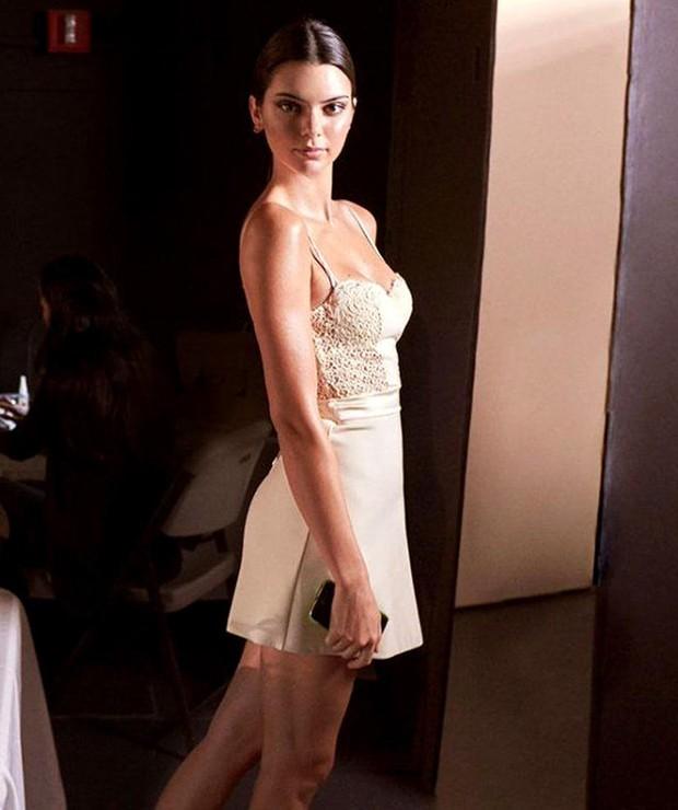 Kendall Jenner (Foto: Reprodução)