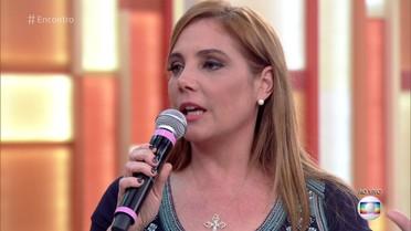 Heloísa Périssé fala sobre sua personagem vidente em 'A Lei do Amor'