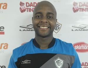 Rafael Jataí Rio Branco-SP Tigre (Foto: Nacim Elias / Assessoria Rio Branco-SP)