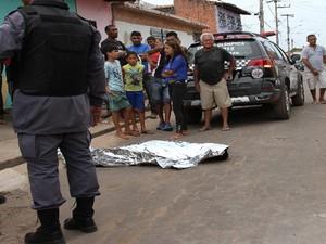 Região Metropolitana registrou 110 mortes violentas em janeiro (Foto: Douglas Júnior/O Estado)