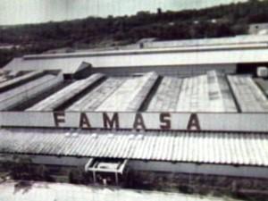 Fábrica de artefatos de madeira é uma das empresas da fase inicial do PIM (Foto: Reprodução/Rede Amazônica)