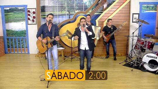 Dupla Guilherme e Falcão é a atração musical deste sábado (16), no 'Meu MS'