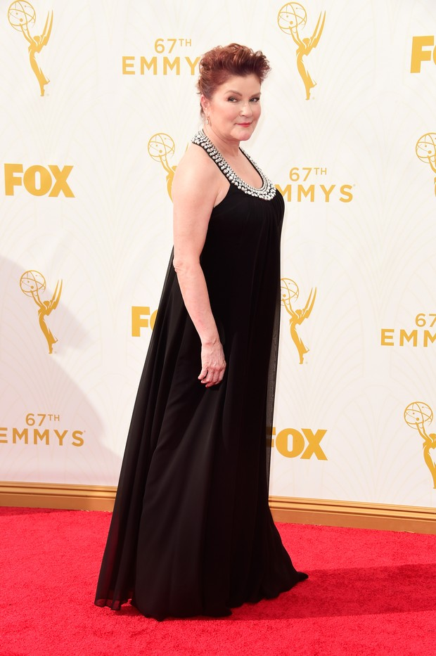 Kate Mulgrew no Emmy Awards (Foto: Getty Images)
