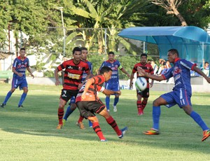 Piauí x Flamengo-PI - Campeonato Piauiense - Segunda rodada (Foto: Neyla do Rêgo Monteiro)