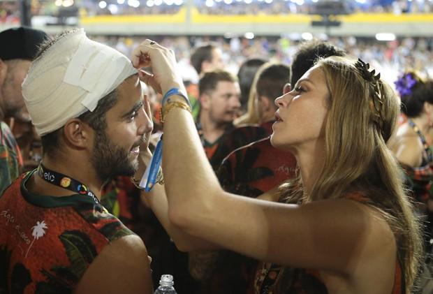 Luana Piovani e Pedro Scooby (Foto: Divulgação)