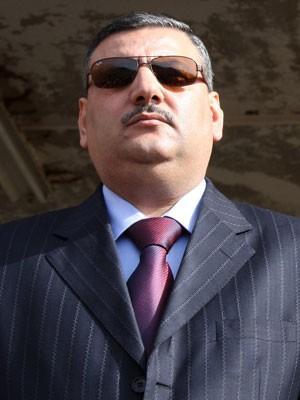 Riad Hijab, primeiro-ministro da Síria, em foto de 2008 (Foto: Louai Beshara/AFP)