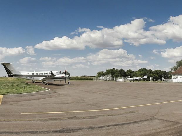Com reclassificação, aeroporto de Toledo, no oeste do Paraná, poderá receber aeronaves de voos comerciais com capacidade para até 120 passageiros (Foto: Prefeitura Municipal de Toledo / Divulgação)