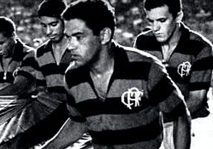 Garrincha Flamengo  (Foto: Reprodução)