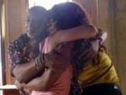 Ailton Graça fala da convivência com Cris Vianna e Vivi Araújo: 'São duas deusas'