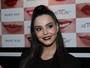 Giovanna Lancellotti fala sobre namoro: 'Pensamos no futuro'