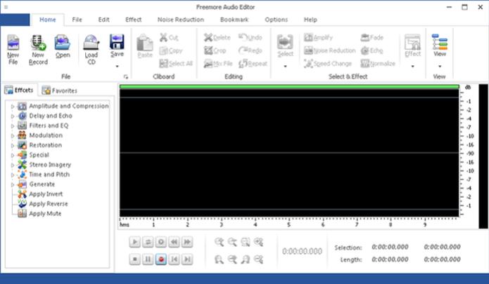 Freemore Audio Video Suite tem suporte para editor e conversor de vídeos (Foto: Reprodução/Teresa Furtado)